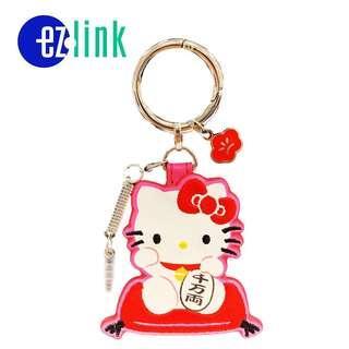 Hello Kitty Fortune Cat Lucky Cat Ezcharm Ez Charm Ezlink Ez-Link