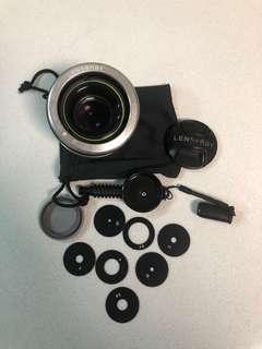 Lensbaby The Composer for Nikon F Mount Digital SLR Cameras