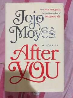 Jono Moyes After You Hardcover