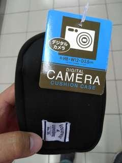 Travel digital camera case can be used as money wallet
