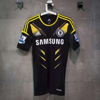 [Size 5 球員版 Techfit] ADIDAS Chelsea Third Kit #8 Lampard (authentic player issue)