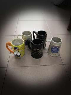 Cups (5pcs)