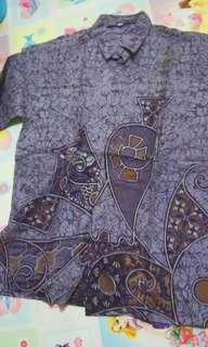 #maups4 batik top