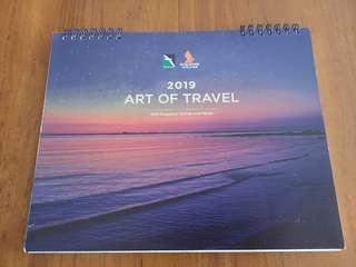 BN 2019 Calendar