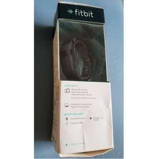 Fitbit Charge HR Strap (Black, Small)