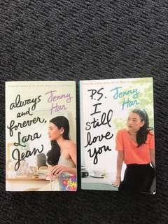 To all the boys I've loved before books 2 & 3