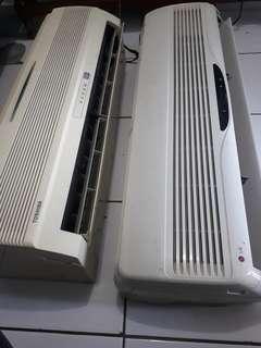 AC minimalis fungsi kipas angin tanpa Freon  Original Bagus Normal siap pakai kami Agen nya
