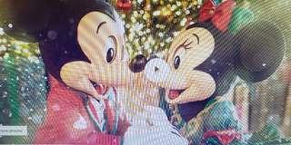 Disney Disneyland Ticket x 2