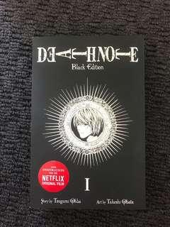 Deathnote 1&2 black edition