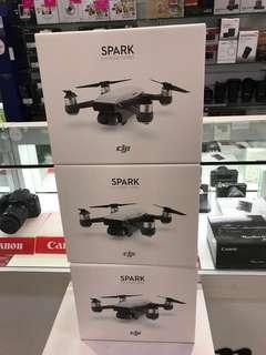 DJI Spark Fly More Combo Green Colour Only