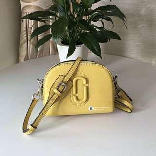 READYSTOCK✅Marc Jacobs Shutter Camera Bag - yellow