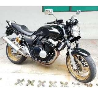 08 Honda CB400 Super 4 Spec 3 (COE till Jan 2028) Yoshimura exhaust
