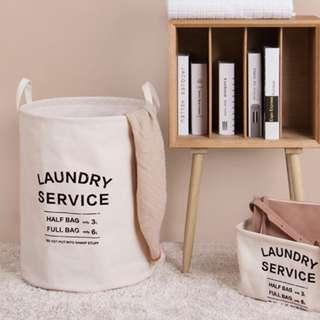Laundry Service Storage Basket