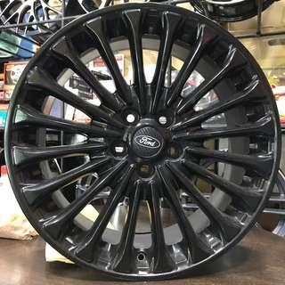 18 inch ford original rims