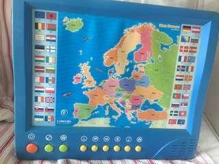 歐洲語音遊戲學習 法文版