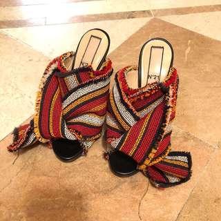 No21 Knot / Bow heels