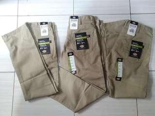 Dickies Slim Straight 5-Pocket Twill Work Pants
