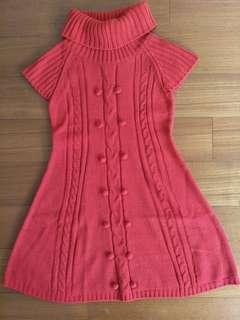 🚚 Crazy 8 10-12針織洋裝
