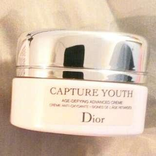 [READY STOCK] DIOR CAPTURE YOUTH AGE DEFYING ADVANCED CREAM   ANTI AGING , AGE-DEFYING DAY AND NIGHT CREAM  RM75 LIMITED TIME  100% AUTHENTIC AND BRAND NEW