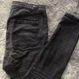 BERSHKA JEGGING BLACK