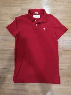 Abercrombie & Fitch Muscle Polo