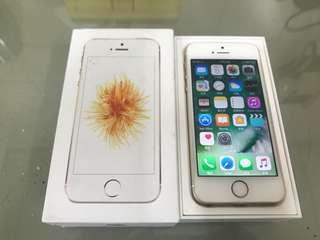 🚚 APPLE IPHONE SE 64GB 金色!