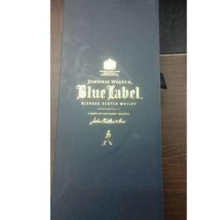 Empty box and bottle for sale