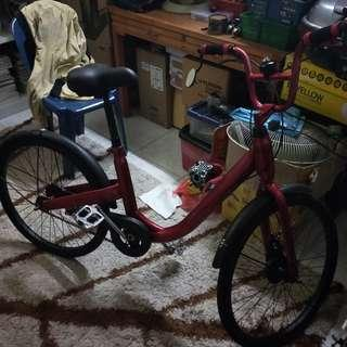 Easy Ride Bicycle / Basikal