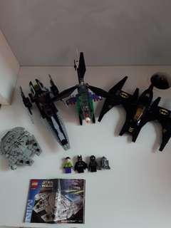 Lego random bundle with minifigure