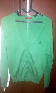 Cardigan hush puppies New  without tag size S