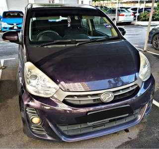 SEWA BELI  PERODUA MYVI 1.5 SE MANUAL YEAR 2013 MONTHLY RM 534 BALANCE 4 YEARS ROADTAX JAN 2020 TIPTOP CONDITION  DP KLIK wasap.my/60133524312/myvisemanual