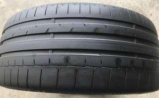255/35/20 Continental SportContact 6 Tyres On Offer Sale