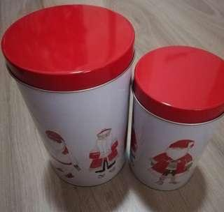 Ikea Christmas Cookies Canisters