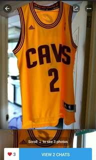 🚚 NBA Kyrie irving Cleveland Cavaliers