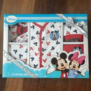 Mickey Disney Baby Clothes Gift Set