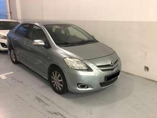 $47/day Toyota VIOS 1.5 Immediate avail for PHV/Personal Usage