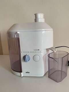 Braun juicer model 4290
