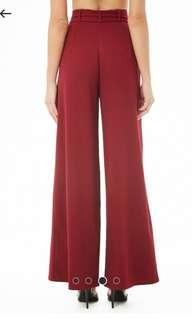 F21 belted pants