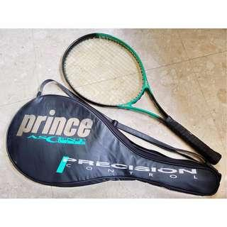 Prince Precision Ascent Lite Tennis Racquet 650pl Racket W/ Bag with case