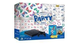 PLAYSTATION 4 PS4 PARTY BUNDLE WITH FIFA 2019