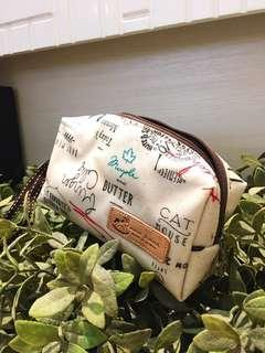 AUTHENTIC Uma Hana cosmetic bag