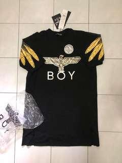 Authentic BOY LONDON Oversized Tee Dress