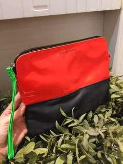 AUTHENTIC Shu Uemura Cosmetics Dinner Bag