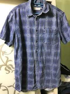 Topman Denim Shirt