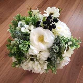 Wedding artificial bouquet