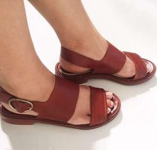 orig Zara flats