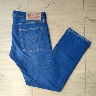 Celana Original A Bathing Ape (BAPE) Jeans