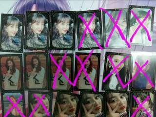 WTS Twice The Year of Yes Photocard