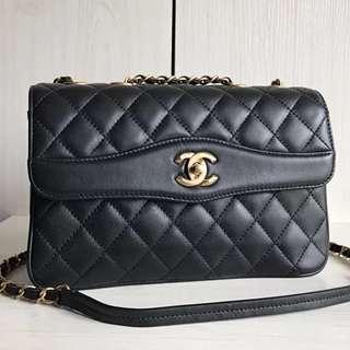 Chanel Coco Vintage Flap Bag