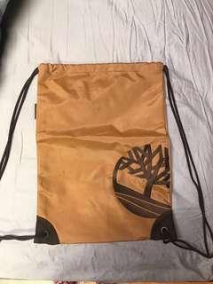 Authentic Timberland Drawstring bag